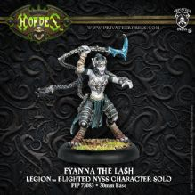 Fyanna the Lash Legion Blighted Nyss Character Solo